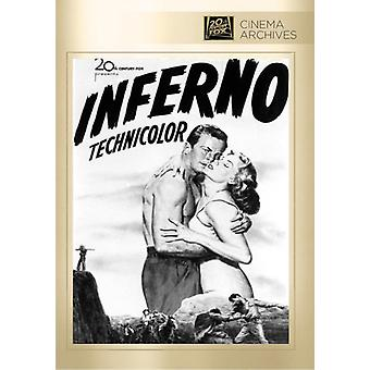 Inferno [DVD] USA import