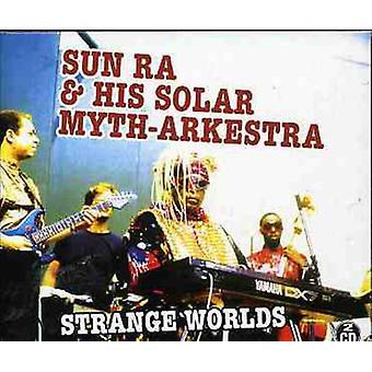 サン ・ ラー ・彼太陽の神話-アーケストラ - 奇妙な世界 [CD] アメリカ インポートします。