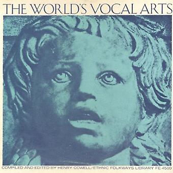 世界のボーカルの芸術 - 世界の声楽 [CD] アメリカ インポートします。