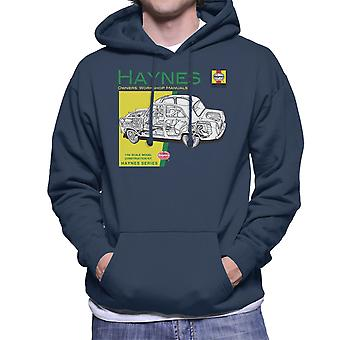 Haynes Owners Workshop Manual 0069 Ford Prefect Men's Hooded Sweatshirt
