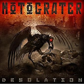 Motograter - Desolation [CD] USA import