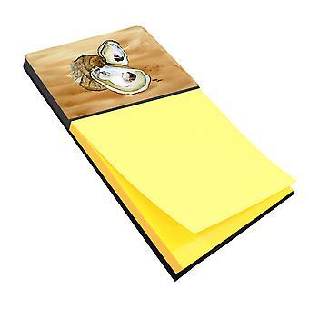 Oyster Refiillable Sticky Note Holder or Postit Note Dispenser