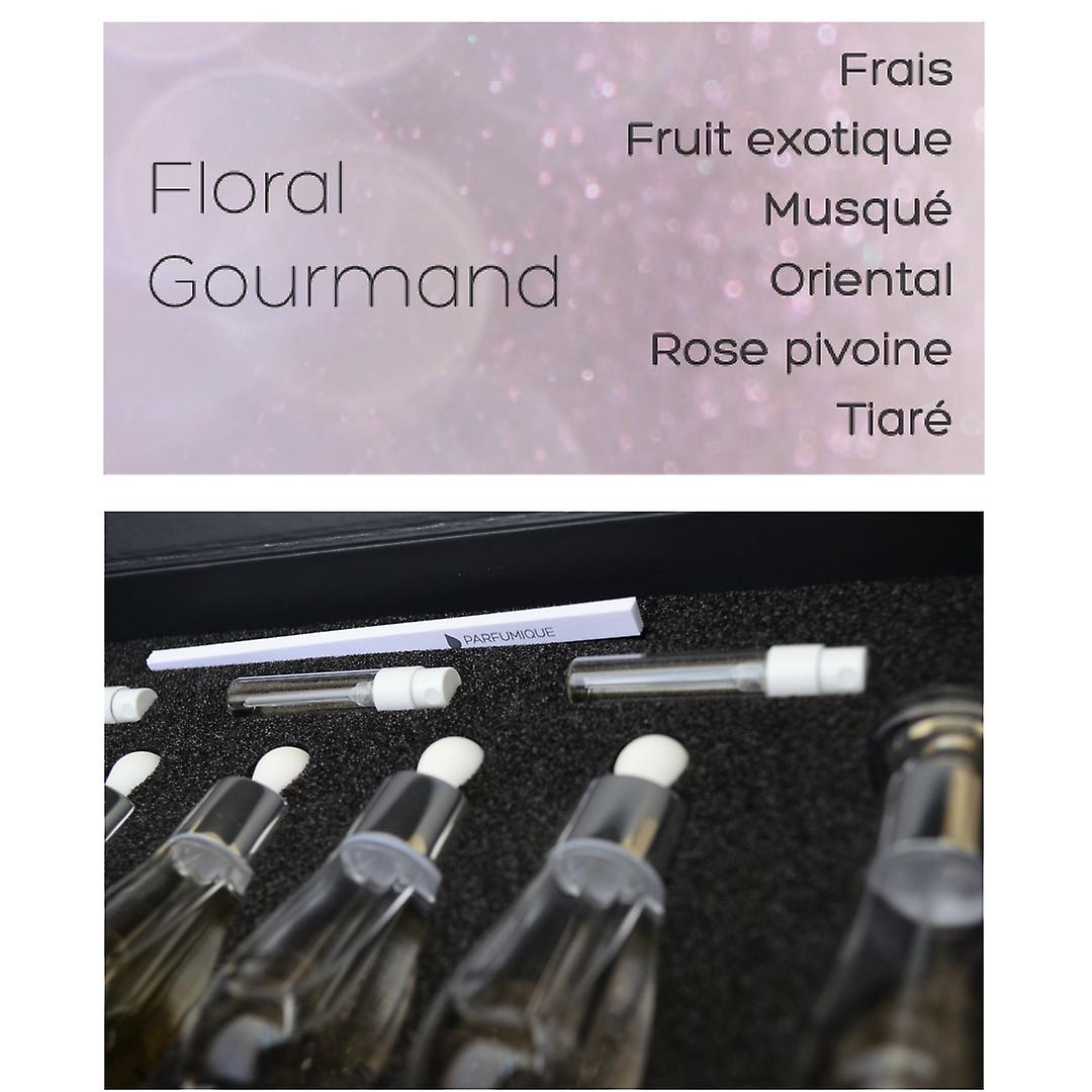 Box Floral Gourmand - Parfüm Creation Kits