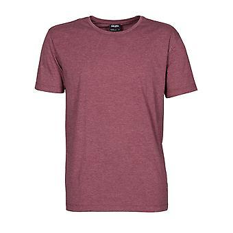 Tee Jays Mens Urban Kortärmad Melange T-Shirt