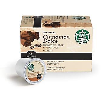 Starbucks Cinnamon Dolce Keurig K-Cups
