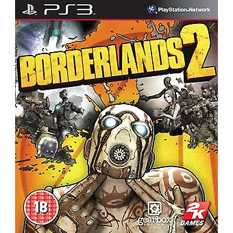 Borderlands 2 (PS3)-fabriken förseglad