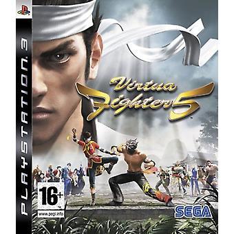 Virtua Fighter 5 (PS3) - New