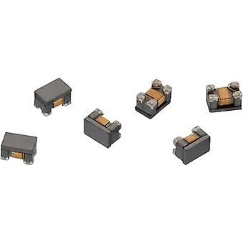 Würth Elektronik WE-CNSW 744231091 Line filter SMD 0805 Contact spacing 0805 mm 0.3 Ω 90 Ω 0.37 A 1 pc(s)