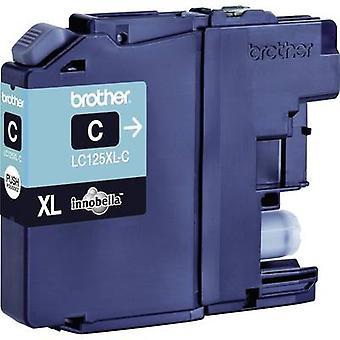 Brother Tinte LC-125XLC Original Cyan LC125XLC