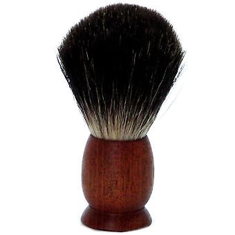 Shaving brushes obtain with genuine badger hair, cedar wood handle