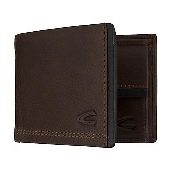 Camel active mens wallet wallet purse with RFID-chip protection Brown 7293