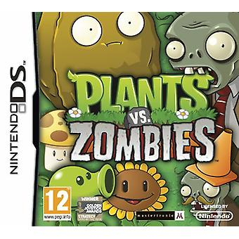 Plants vs Zombies (Nintendo DS)-nieuw