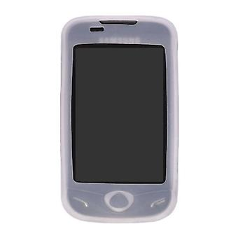 5 Pack -Wireless Solutions Silicone Gel Case for Samsung Mythic SGH-A897 - Clear