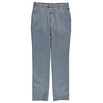 Bruhl Mens Montana broek Twill broek bodems Zip