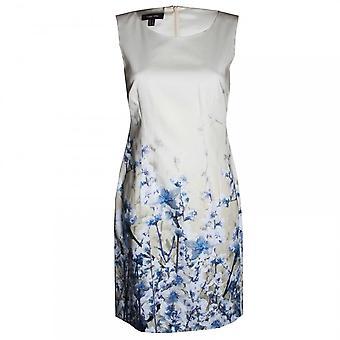 Marie Mero Maiori Magic Sleeveless Shift Dress