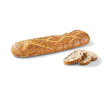Bridor Frozen Seeded Sourdough Bread Loaves 53cm