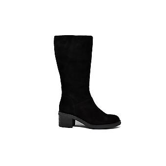 Liberitae boots boot heel in Black Suede 21803361-01
