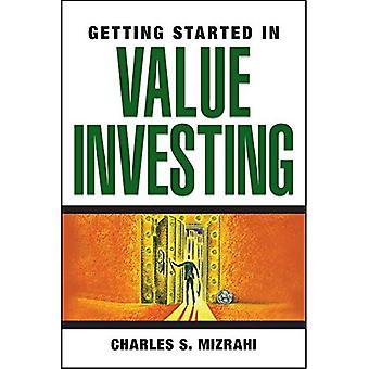 Pour commencer à investir dans la valeur (mise en route...)