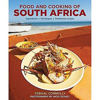 Mat och matlagning i Sydafrika