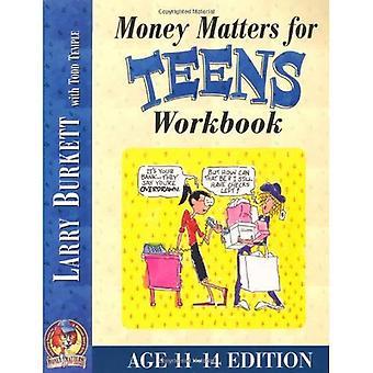Classeur de questions d'argent pour les adolescents (11-14 ans)