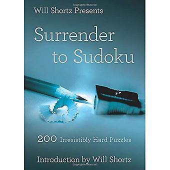 Kommer Shortz presenterar överlämnande till Sudoku: 200 oemotståndligt svårt pussel