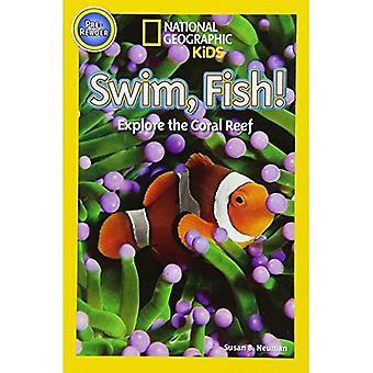 Nuotare pesci (pre-reader) (lettori di National Geographic Kids (pre-lettore))
