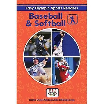 Easy Olympic Sports Readers Baseball & Softball