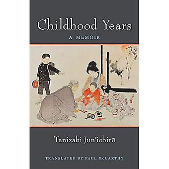 Childhood Years: A Memoir (Michigan Monograph Series in Japanese Studies)