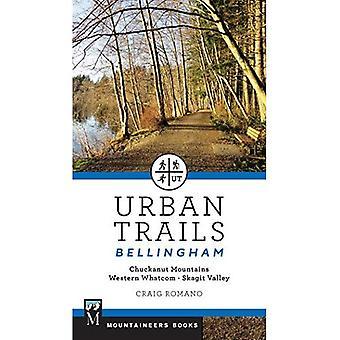 Urbana spår Bellingham: Chuckanut bergen, västra Washington, Skagit Valley