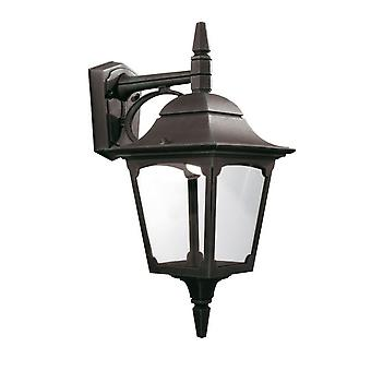 Capela parede lanterna Black - Elstead iluminação