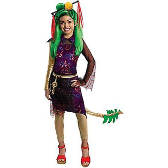 Jinafire Monster High Child Costume