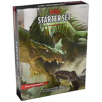 Dungeons & Dragons RPG-Starter Set 5th edition role Playing game