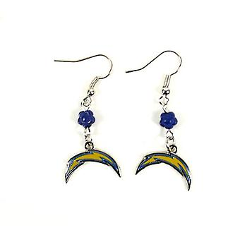 Los Angeles Chargers NFL Sophie Style boucle d'oreille
