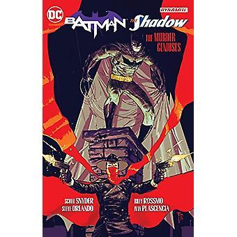 Batman/The Shadow The Murder Geniuses by Steve Orlando - 978140127527