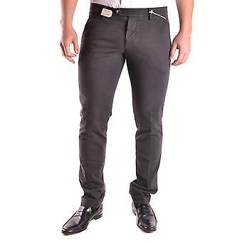 Roy Roger-apos;s Ezbc159014 Pantalon en coton gris