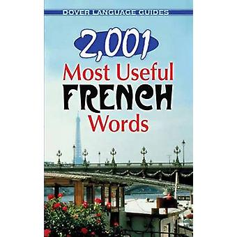2 -001 Most Useful French Words by Heather McCoy - 9780486476155 Book