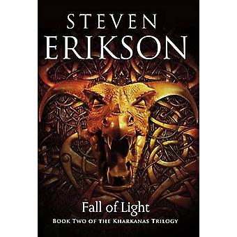 Fall of Light by Steven Erikson - 9780765323576 Book