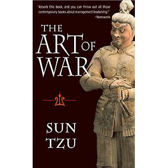 The Art of War by Sun Tzu - Thomas Cleary - 9781590302255 Book