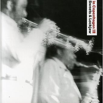Sweet & Lockjaw - In Copenhagen [CD] USA import