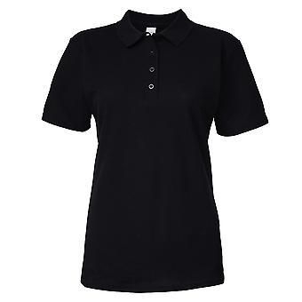 Gildan Womens Softstyle ringspun algodão Pique Polo shirt