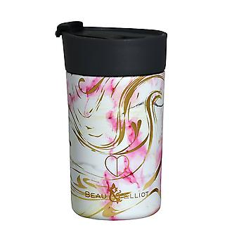 Beau and Elliot Travel Mug, Quartz