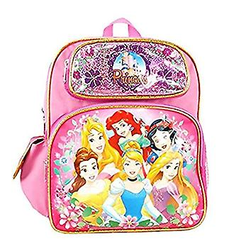 Backpack - Disney - Princess Gold New 004385