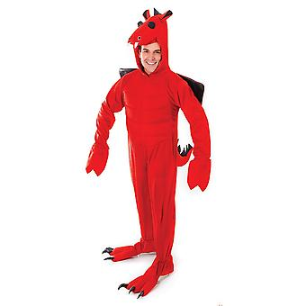 Bristol Novelty Unisex Adults Dragon Costume