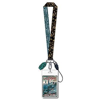 Lanyard - Fantastic Beasts - Welcome To New York 48173