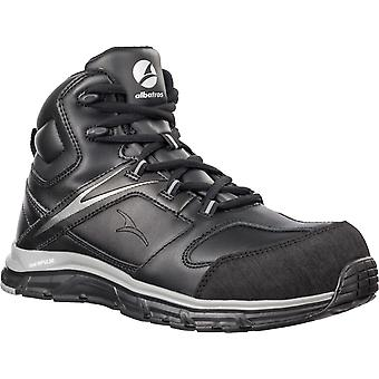 Albatros Mens Vigor Impulse Mid Safety Boot