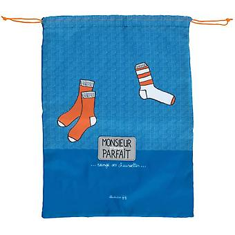 Derrière la Porte Dirty Clothes Bag Parfait Socks