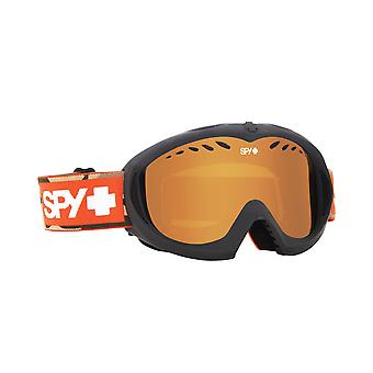Spy Optic 310775035185 Targa Snow Ski Goggles Mini Hide+ Seek Persimmon