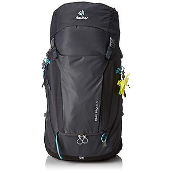 Deuter Trail Pro 34 SL Casual Backpack - 64 cm - liters - Black (Graphite-Black)