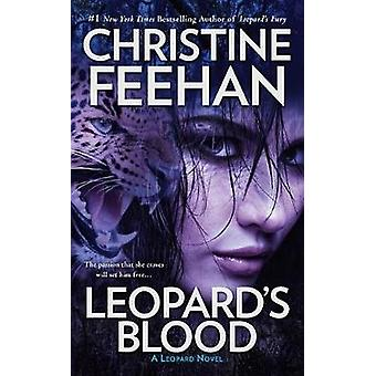 Leopard's Blood by Christine Feehan - 9780399583971 Book