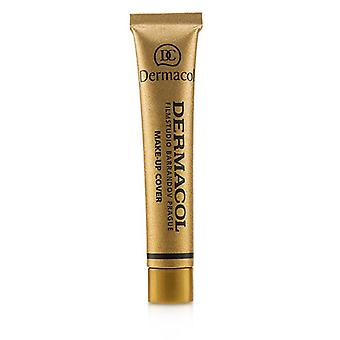 Dermacol Make Up Cover Foundation Spf 30 - # 208 (very Light Ivory) - 30g/1oz